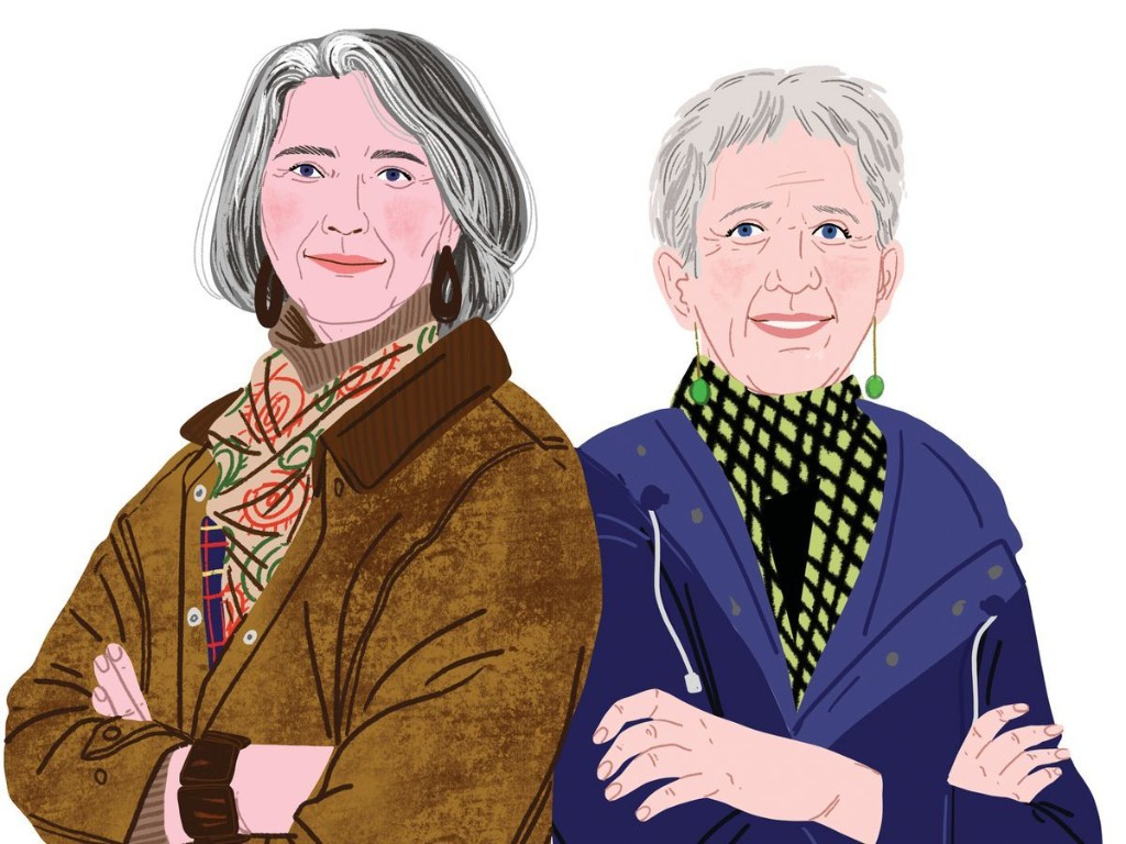 Globe 100 conversations: Talking mystery with Ann Cleeves and Louise Penny, the queens of crime