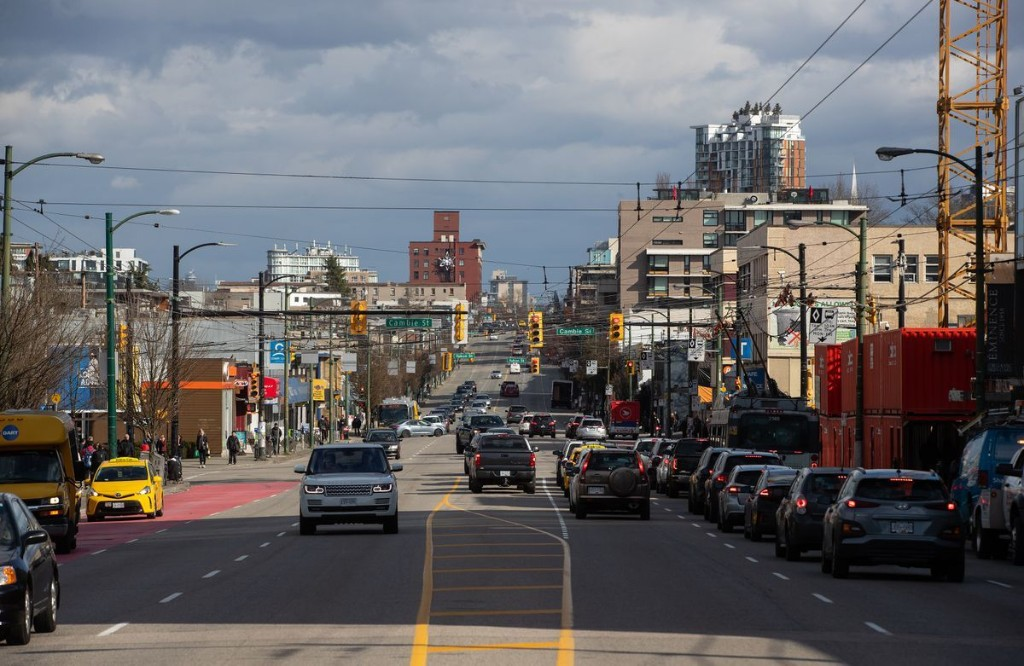 Could 'Ugly Broadway' become a Great Street?