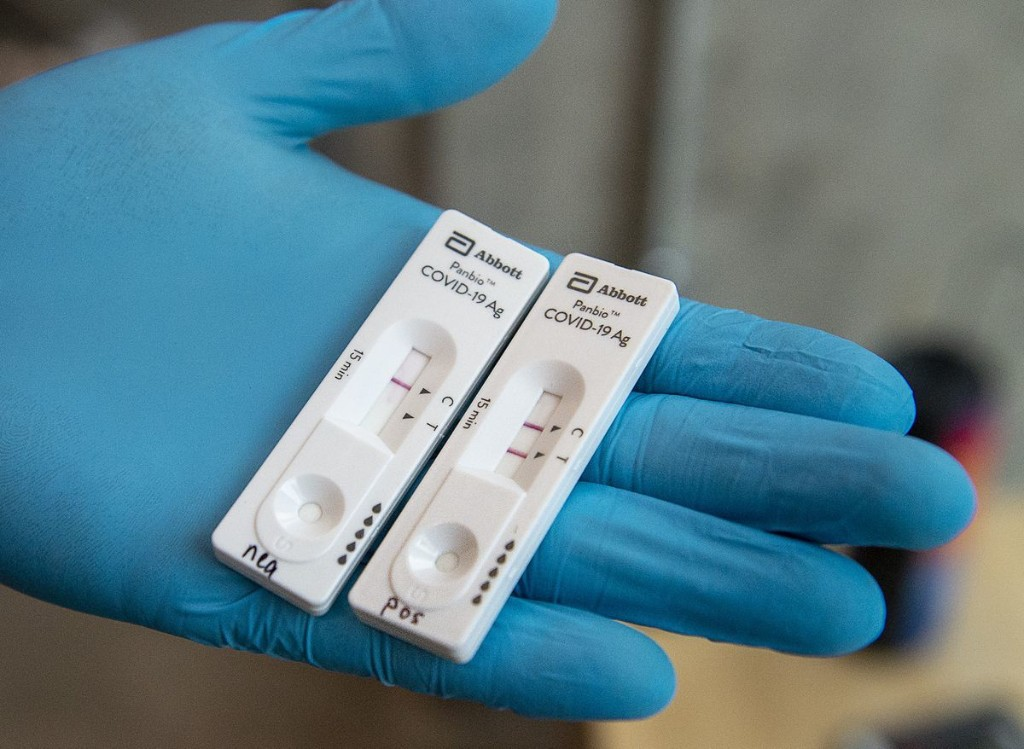 British Columbia begins trials for rapid test kits for COVID-19