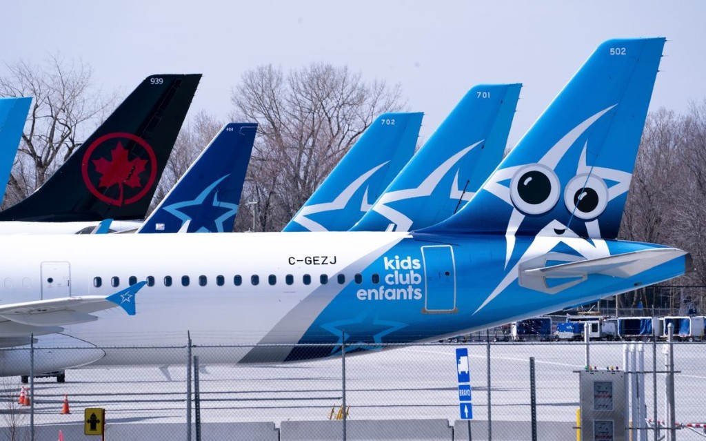 Transat executives take a hit from reduced value of sale to Air Canada
