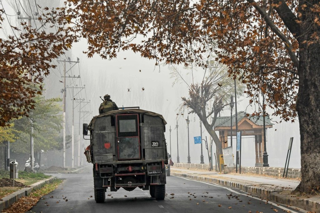At least 11 people killed as Indian and Pakistani troops clash in disputed Kashmir