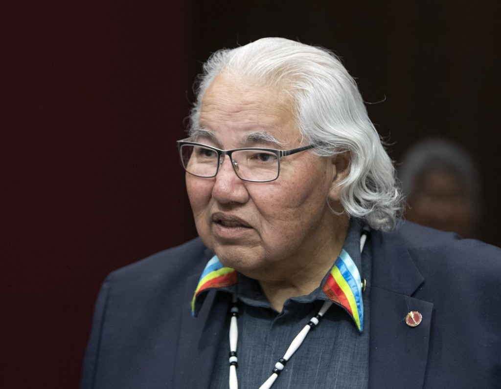 Senator criticizes Alberta proposal to shield younger students from lessons on residential schools