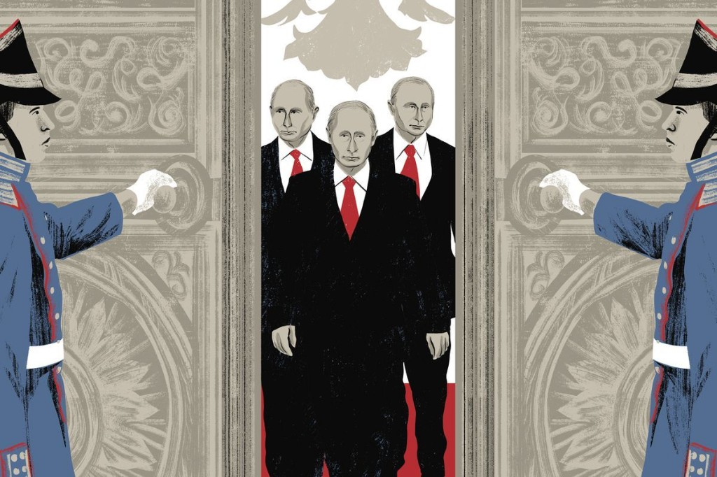 Barring a miracle, Putin will soon rule Russia indefinitely. But what happens after that?