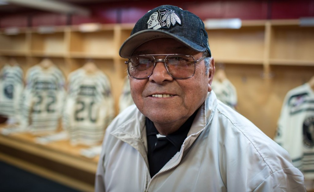 Fred Sasakamoose, the NHL's first Indigenous player and a residential school survivor, dies
