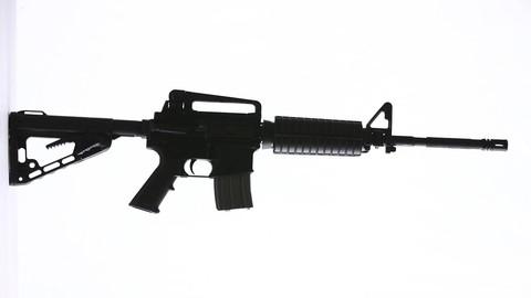 TOPIC 2: GUN CONTROL - Magazine cover
