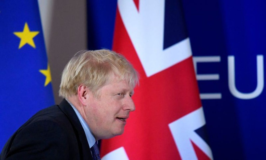 Boris Johnson says it's time for Britain to prepare for a no-deal Brexit