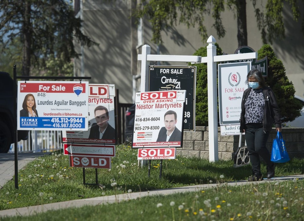 Opinion: Cover your ears: Canada's real estate market won't shrug off this crisis like the last one