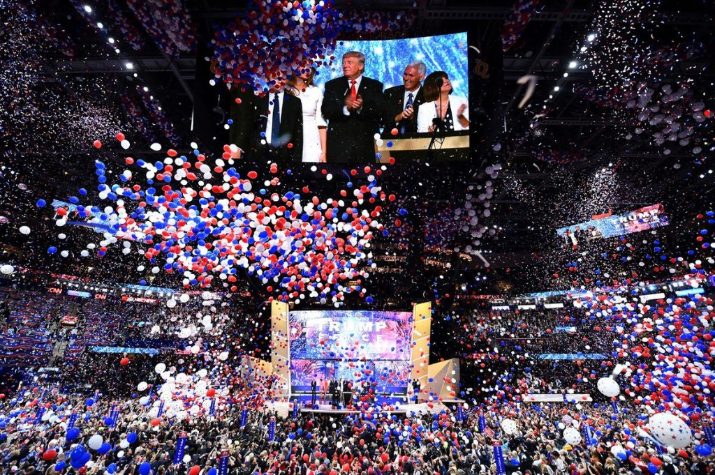 Opinion: Hold the balloons: National conventions are past their prime