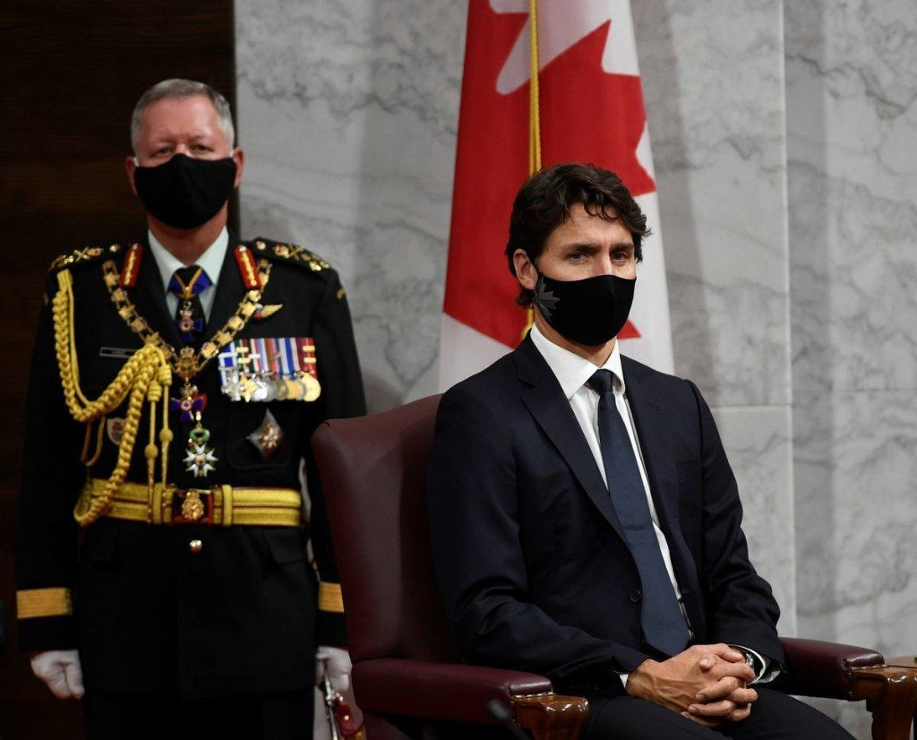 Globe editorial: Justin Trudeau prorogued Parliament – for this?
