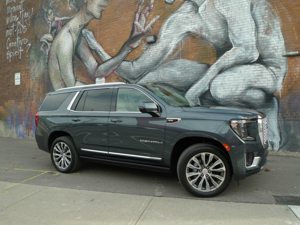 Review: The all-new Yukon Denali can move people in style and pull like a freight train