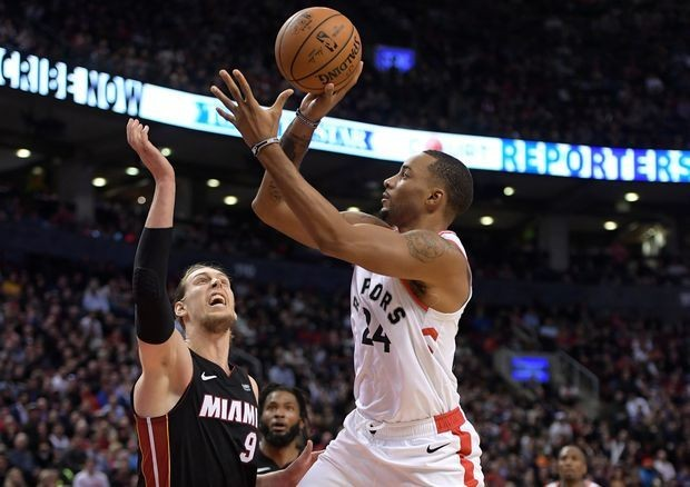 Norman Powell's newfound consistency, starting and coming off bench, is a good sign for Raptors