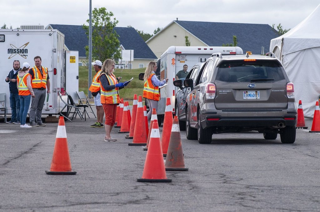 PEI health officials warn COVID-19 pandemic not over on island