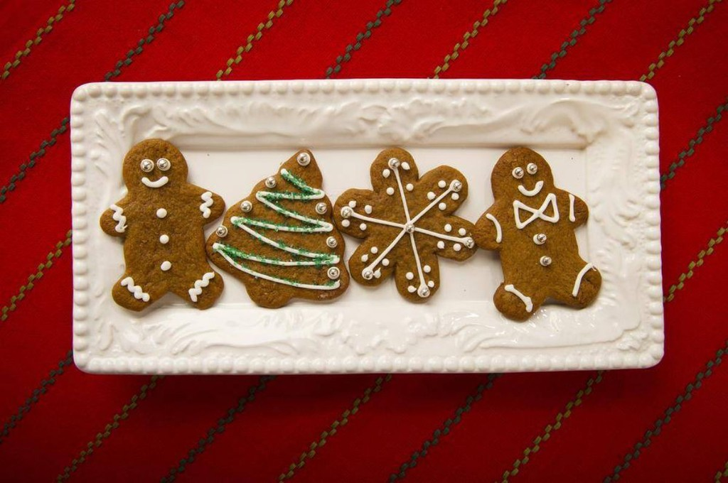 Recipes for the Christmas season - cover