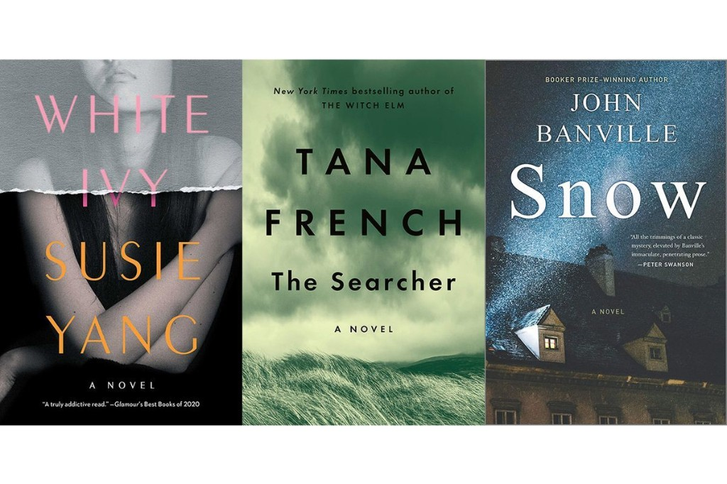Six gripping thrillers to cozy up with as the weather turns cold
