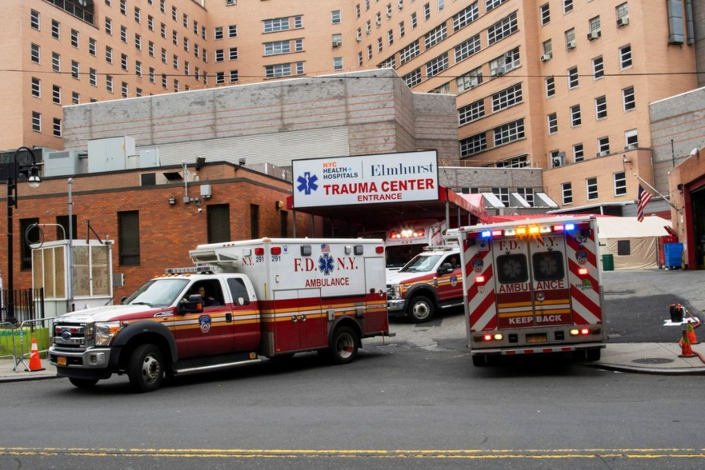 Three-quarters of U.S. hospitals already treating COVID-19 patients, with worst yet to come