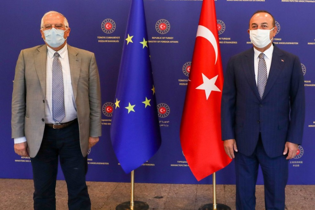 Turkey warns it will respond if EU imposes new sanctions against it