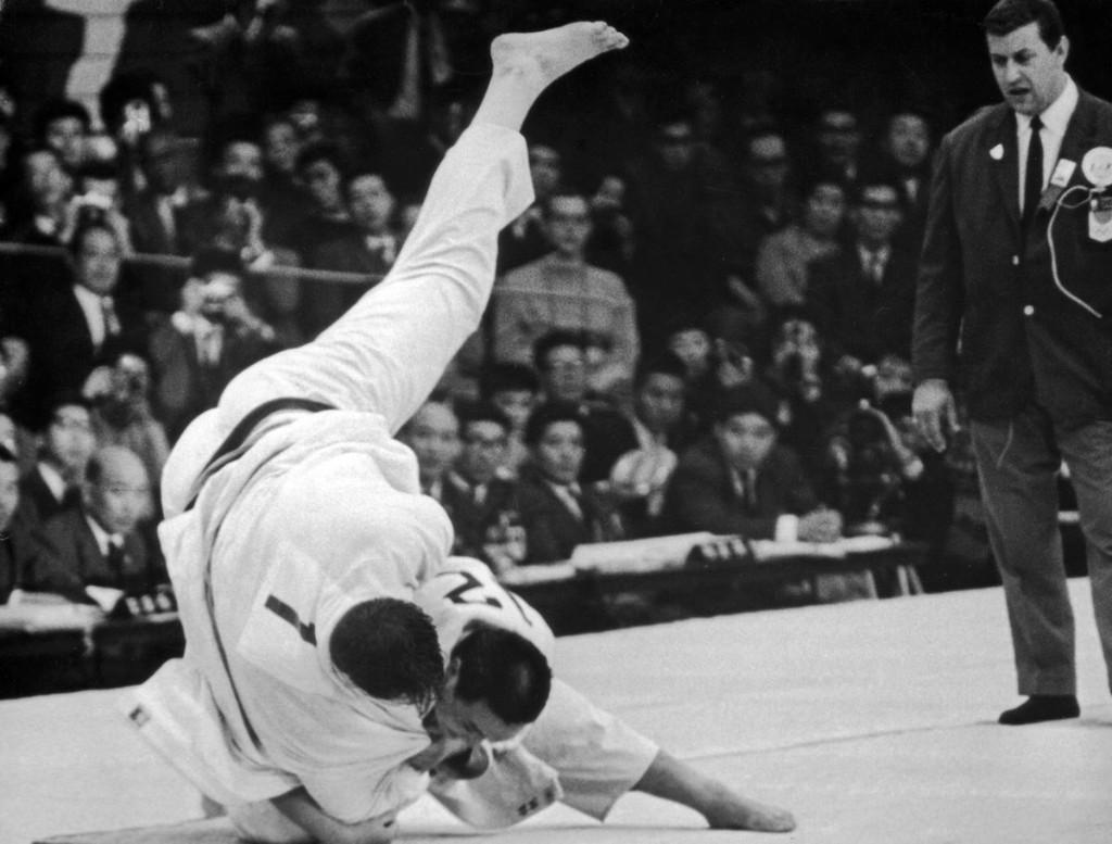 Comic book ads and Marlon Brando inspired Doug Rogers, Canada's first great judoka