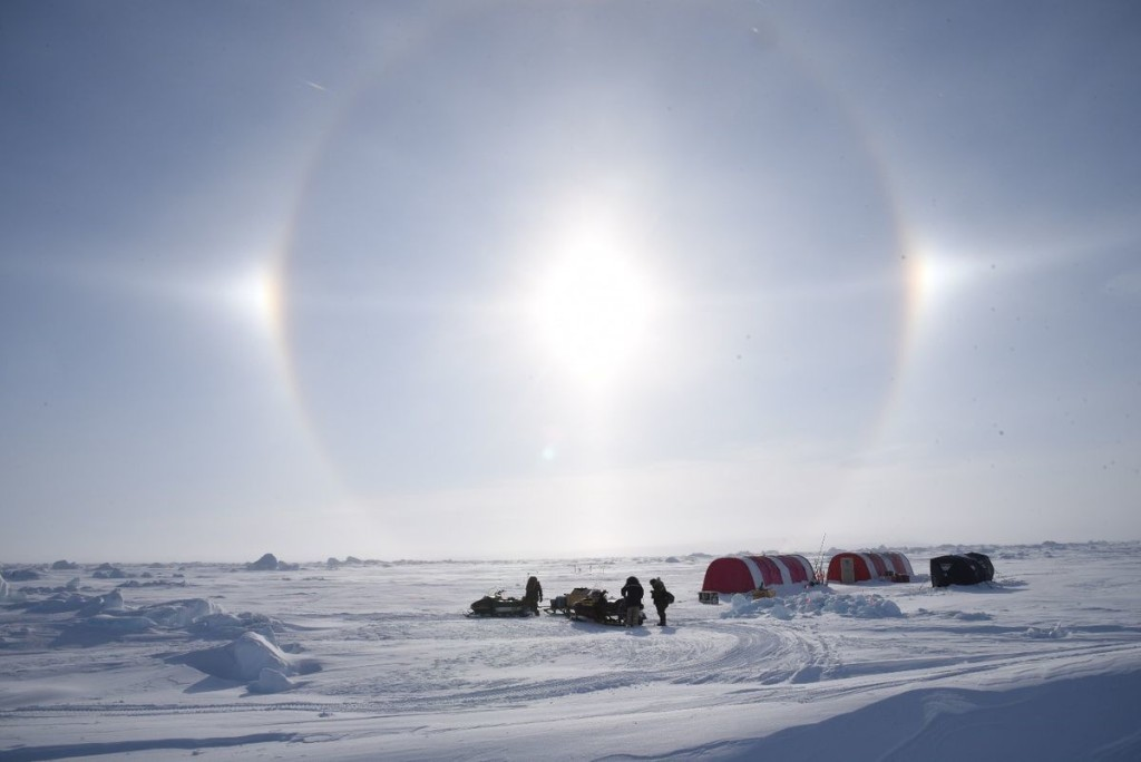 The last ice: How open summer seas in the Arctic endanger Canada's efforts to protect it