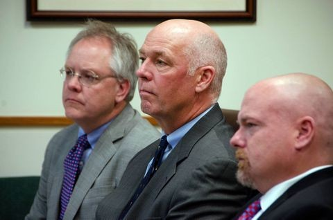 Montana's Gianforte sentenced to community service for assaulting reporter