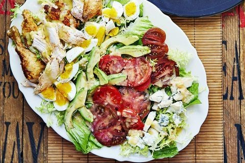 Recipe: Cobb salad with rotisserie chicken