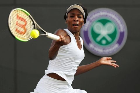Venus Williams bests one teen at Wimbledon, faces a second
