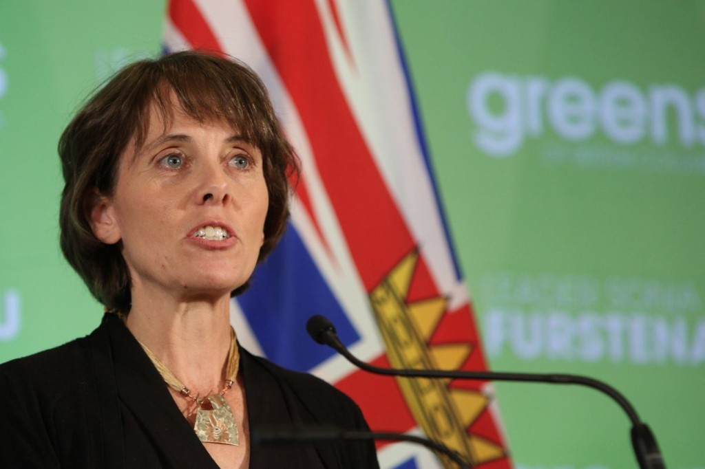 Opinion: In British Columbia, the Green Party has wilted