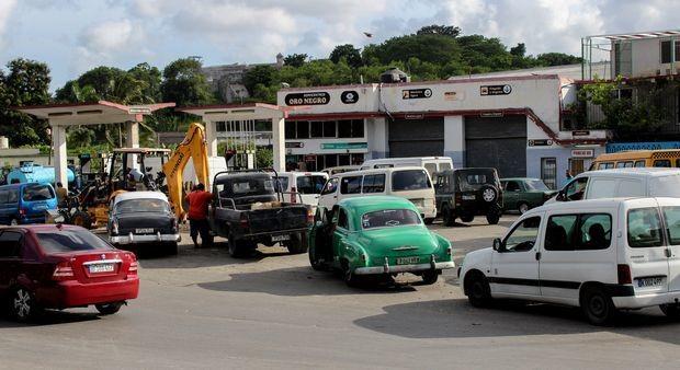 Cuba says it is battling fuel shortage due to U.S. sanctions