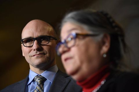 Social development minister to discuss economic fears with Canadians ahead of budget