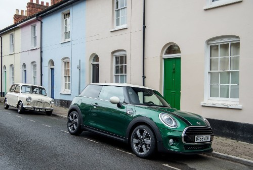Small car, long history: Mini celebrates 60 years with a new premium edition