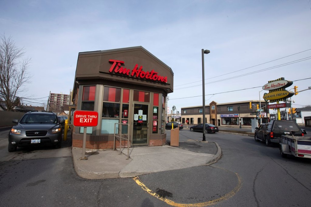 Tim Hortons franchisees push for more rent relief from parent company