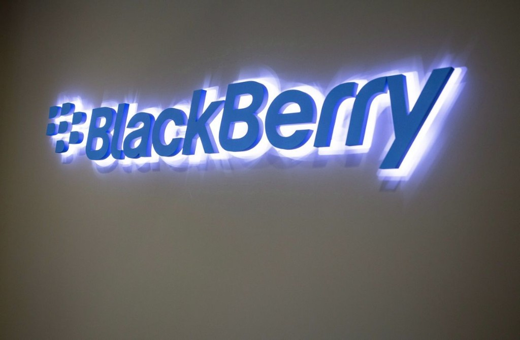 BlackBerry tops forecasts but struggles to grow software, services revenue