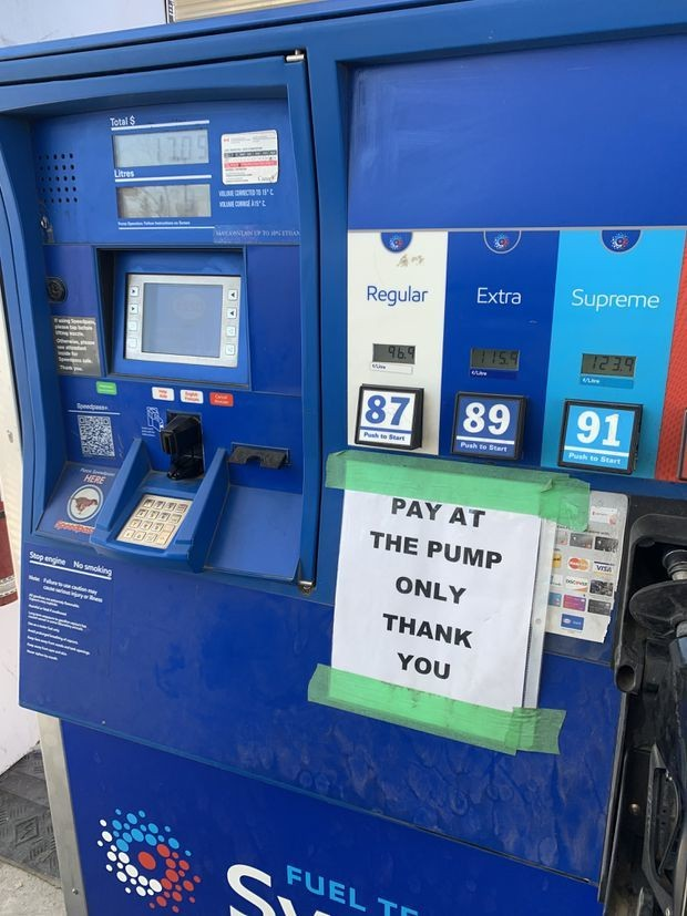 What not to do when the anti-gas-pump rage takes over
