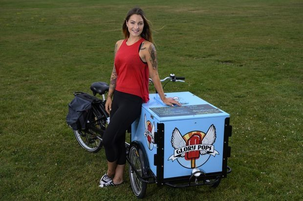 A new crop of ice cream vendors gives new life to Dickie Dee bikes
