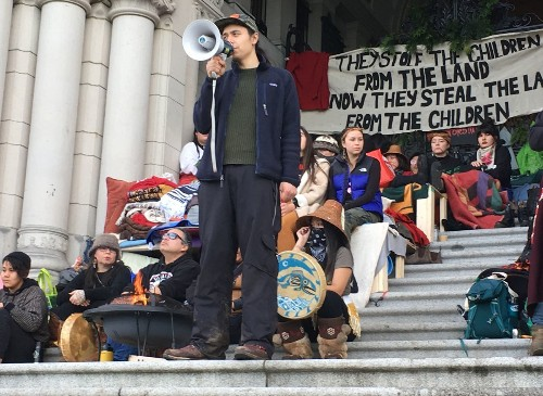 Opinion: Where are the solidarity protests for the First Nations that support Coastal GasLink?