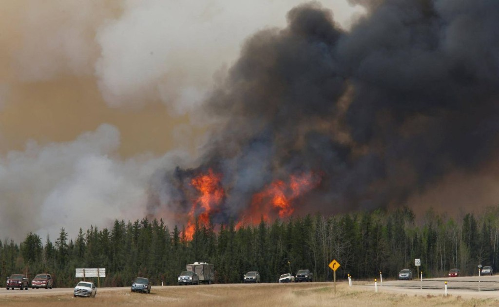 Fort McMurray wildfire 'most likely human caused,' Alberta senior wildfire manager says