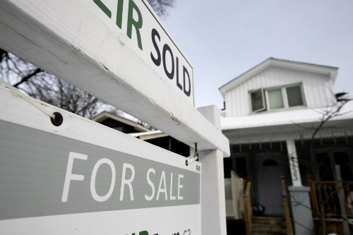 Stillness descends on Toronto-area real estate