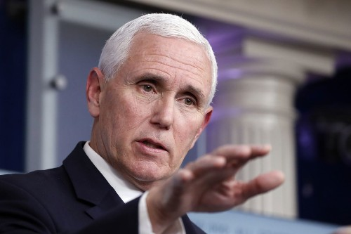 The latest global news on coronavirus: Pence says U.S. trajectory akin to hard-hit Italy; Florida Governor issues stay-at-home order