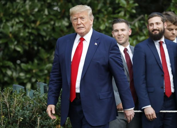 House Democrats subpoena White House in impeachment inquiry