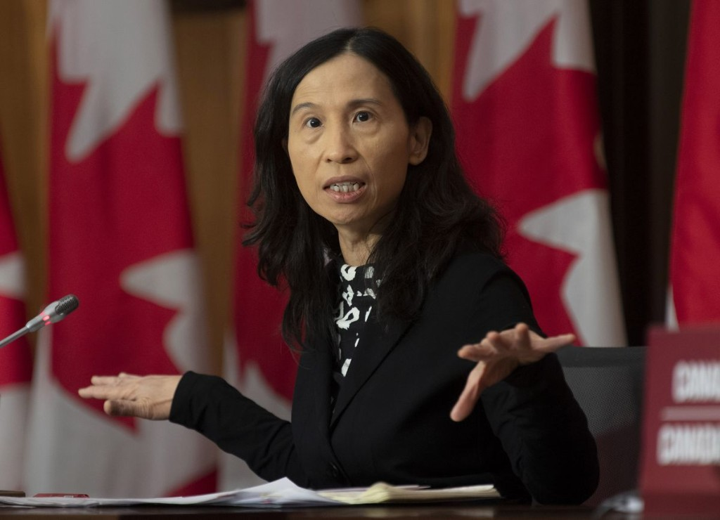 Evening Update: First Pfizer vaccine shots will likely not go to care homes, Tam says; Ontario had $12-billion in contingency funds as COVID-19 second wave hit