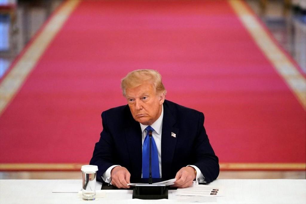 Trump signs bill, executive order rebuking China