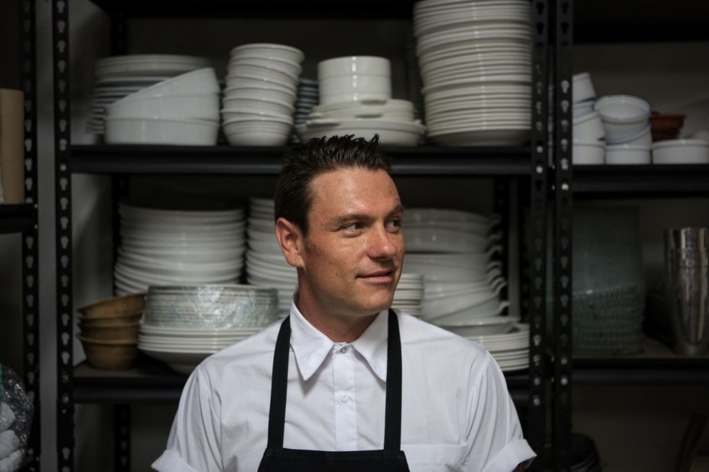 What having kids taught chef Chuck Hughes about becoming a home cook
