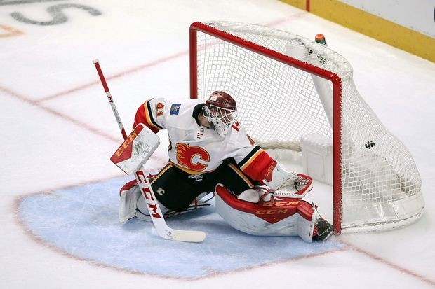 Calgary Flames on the brink of crashing out of Stanley Cup playoffs after three straight losses to Colorado