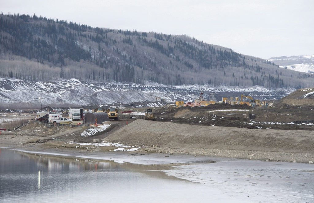 BC Hydro says Site C dam project now faces delays, rising costs due to COVID-19 pandemic