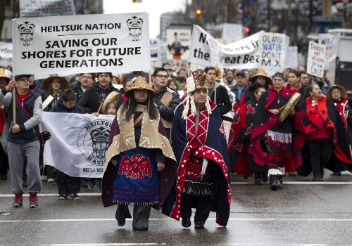 Opinion: The deeper reason behind Indigenous resistance to pipelines
