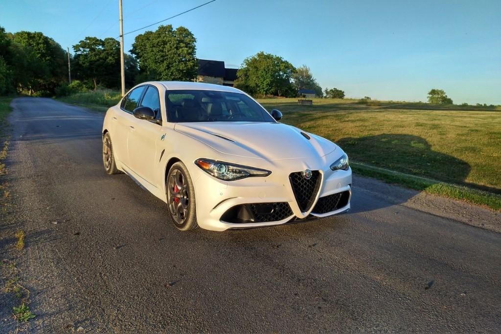 Review: The 2020 Alfa Romeo Giulia: A prima donna with power