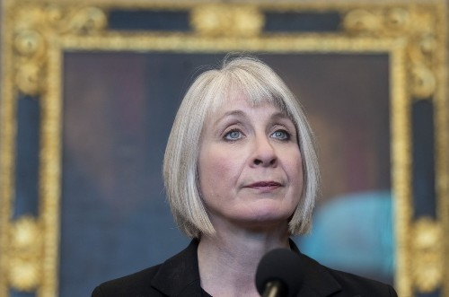 Between 30 and 70 per cent of Canadians could be infected with coronavirus, Patty Hajdu says