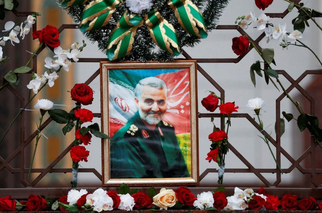 'I'm thinking of hitting Soleimani': Woodward's book recounts how Trump made the call to kill an Iranian general
