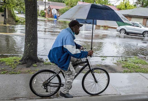 'A sunrise surprise': Tropical Storm Bertha quickly forms, hits South Carolina coast