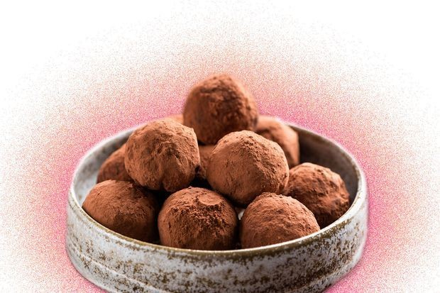Recipe | Chocolate truffles