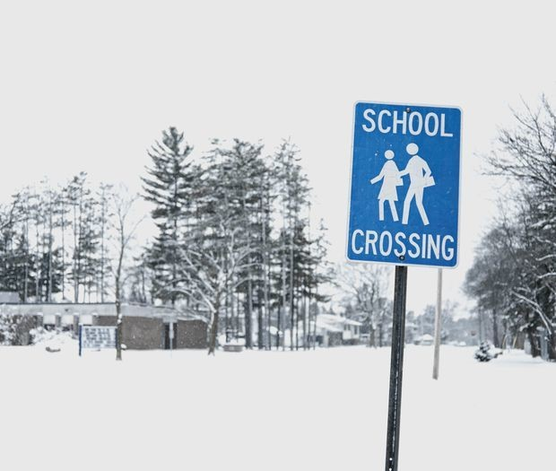 Why did our children stop walking to school?